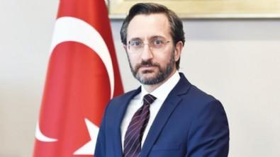 İletişim Başkanı Altun'dan açıklama: Tehditleriniz hükümsüzdür