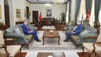Çağlar'dan Vali Soytürk'e Ziyaret