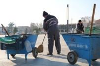 Kısıtlamalarda Kırşehir Temizlik Görevlilerinden Mesaj