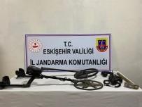 Suçüstü Yakalanan Defineciler Maske Cezası Yedi