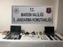 Mardin'de Tefeci Ve Bahis Çetesine Jandarmadan Şafak Operasyonu Açıklaması 15 Gözaltı