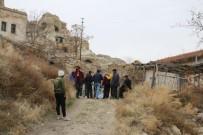 Nevşehir'de Yaşlı Adam Yolda Ölü Bulundu