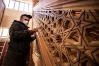 (Özel) Afrika'nın 28 Bin Kişi Kapasiteli Camisini Osmanlı Ve Selçuklu Motifleri Süsleyecek