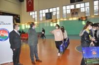 Şırnak'ta Lisanslı Sporculara Malzeme Desteği
