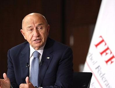 TFF Başkanı Özdemir'den erteleme açıklaması!