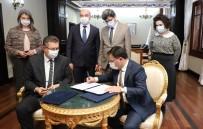 Uzaktan Mesleki Ve Teknik Gelişim İş Birliği Protokolü İmzalandı