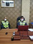 Ağrı İl Jandarma Komutanlığı Trafik Timlerince Öğrencilere Online Trafik Güvenliği Eğitimi