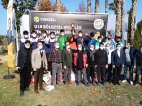 Ağrı Sporcular Türkiye Şampiyonu Oldu