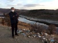 Çatören Barajı Çevresinde Başka Bir Sorun Da Çevre Kirliliği