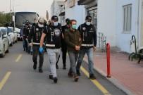 Ceyhan'daki Rüşvet Operasyonu Zanlıları Adliyeye Sevk Edildi