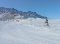 Hacılar Kapı Pistinde Kayak Sezonu Açıldı