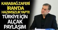 SADDAM HÜSEYİN - Karabağ zaferini Ermenistan kadar İran da hazmedemedi! Türkiye hakkında skandal sözler!