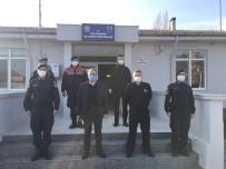 Kaymakam Sağlam, Jandarma Karakolunu Ziyaret Etti