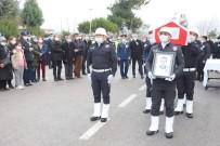 Susurluk'ta Görevi Başında Şehit Olan Polis Memuruna Tören