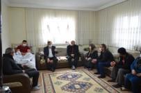 Başkan Altun'dan Köpek Saldırısında Yaralanan Gence Ziyaret