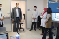 ÇDH'ye 'Covid-19' Laboratuvarı