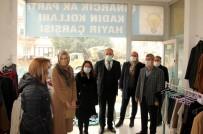 Çınarcık'ta 'Hayır Çarşısı' Açıldı