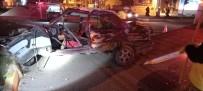 Edremit'te Kısıtlamada Kaza Açıklaması 1 Ölü