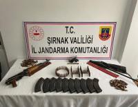 Şırnak'ta Kaçakçılık Operasyonu