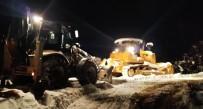 Beytüşşebap'ta Kar Hayatı Felç Etti