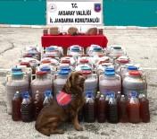 Jandarmadan Kaçak İçki Operasyonu Açıklaması 8 Gözaltı