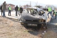 Kastamonu'da Feci Kaza Açıklaması 2 Ölü, 2 Yaralı