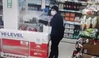 Market Zincirine Dadanan Hırsızı Karaman Polisi Yakaladı