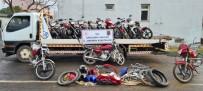 Şanlıurfa'da Motosiklet Şebekesine Operasyon Açıklaması 6 Gözaltı