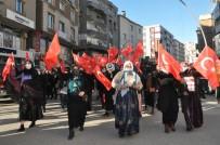 Şırnaklı Annelerin Evlat Çığlığı 16'Ncı Haftasında