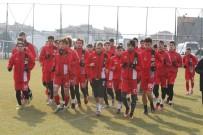 Eskişehirspor'da Bursaspor Deplasmanı Öncesi Son Antrenman