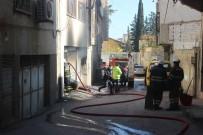 Kilis'te Depo Yangını