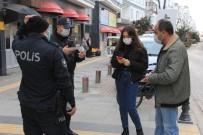 Sinop'ta Polisten Sıkı Denetim