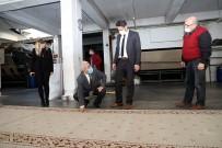 Vakıflar Bölge Müdürü Ataseven Demirci'de İncelemelerde Bulundu