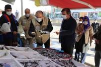 Aksaray Valisi Açık İşletmeleri Denetledi
