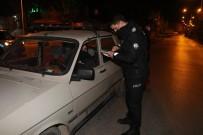 Amasya'da Polis, Kısıtlama Denetimi Yaptı