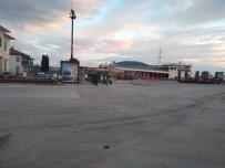 Erdek'te Sokağa Çıkma Kısıtlaması Sakin Geçti