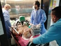 Aksaray'da Yol Verme Kavgası...Oğlunu Dövüp Babasını Bıçaklayarak Öldürdüler