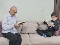 Amasya'daki Kitap Okuma Kampanyasına 7'Den 70'E Katılım