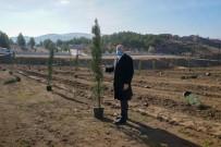 Bahşılı'da Yeni Mezarlık Çalışmaları