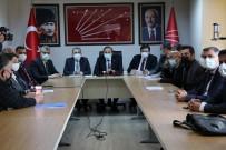 CHP Rüşvetten Tutuklanan Eski Başkana Sahip Çıktı