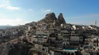 Dünyanın En Yüksek Peribacasını 12 Ayda 116 Bin 300 Turist Ziyaret Etti