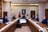 Kamu-Üniversite-Sanayi İşbirliği İl Planlama Ve Geliştirme Kurulu Dönem Toplantısı