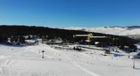 Kristal Kar Diyarı Sarıkamış'ta Korona Virüs Sessizliği