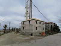 Türkeli'de Cami Yapımı Hızla Devam Ediyor