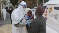Yunan Unsurları Tarafından Türk Karasularına İtilen 18 Göçmen Kurtarıldı
