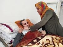 Yatalak Eşi Ve 5 Çocuğuna Bakıyor, Kendilerine Uzanacak Yardım Elini Bekliyor