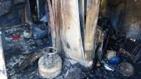 Çanakkale'de Konteyner Ev Yangını Açıklaması 1 Ölü