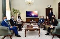 Genel Başkan Demirel Vali Soytürk İle Bir Araya Geldi