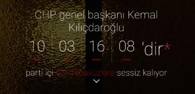 Kılıçdaroğlu ve CHP'lilerden tecavüz olayına hala ses yok!