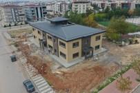 Kilis'te Taziye Evleri İnşaatları Yükseliyor